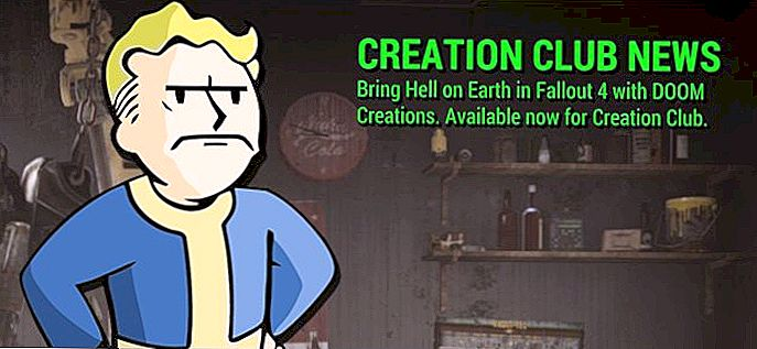 "Slik skjuler du ""Creation Club News"" Spam i Fallout 4 - Blog"