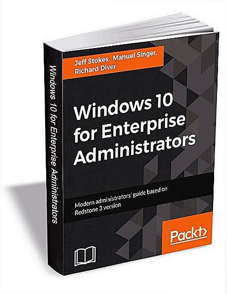 Last ned Windows 10 for Enterprise Administrators eBook FREE