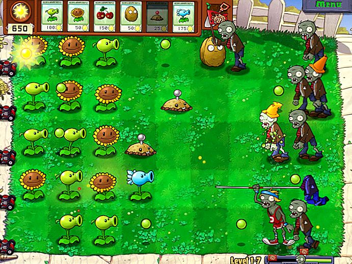 Halloween gave: Last ned planter vs zombier gratis for Windows PC - Hvordan