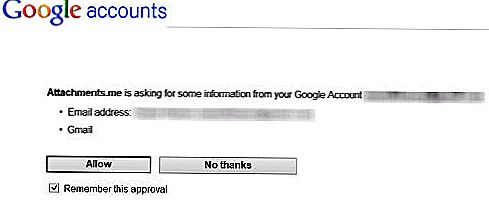Acesse o SkyDrive do Gmail com o Attachments.me