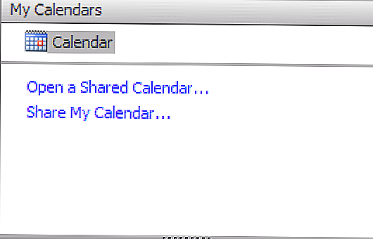 Condividi il tuo calendario in Outlook 2003 / Ambiente di Exchange