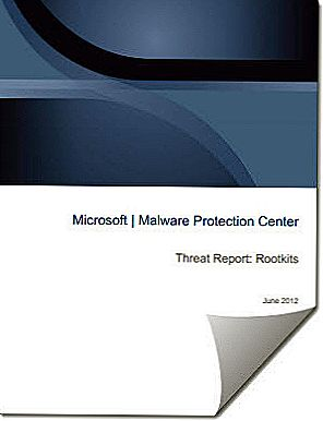 Microsoft Malware Protection Center Threat Report på Rootkits - Tips