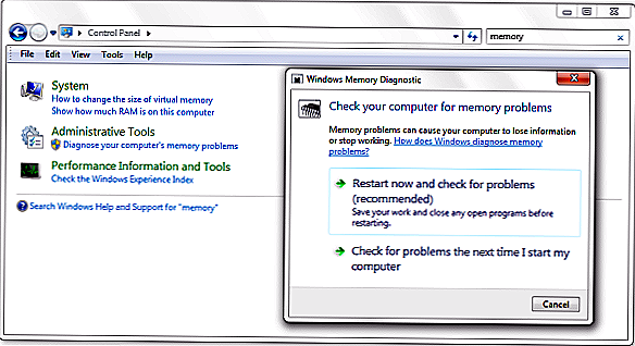 Comment exécuter l'outil de diagnostic de mémoire Windows dans Windows